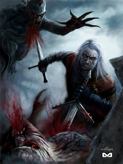 #29 The Witcher Wallpaper