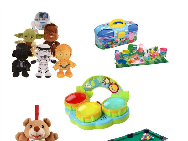 2 in 1 Gift Guide: For Kids & Under £10.00