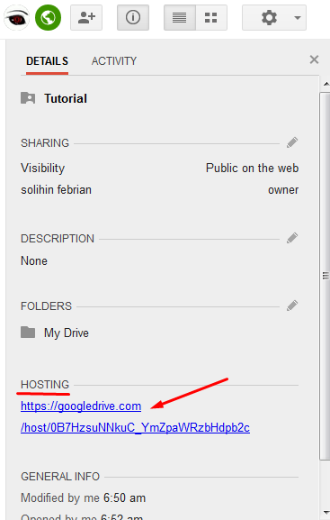how to get google drive id
