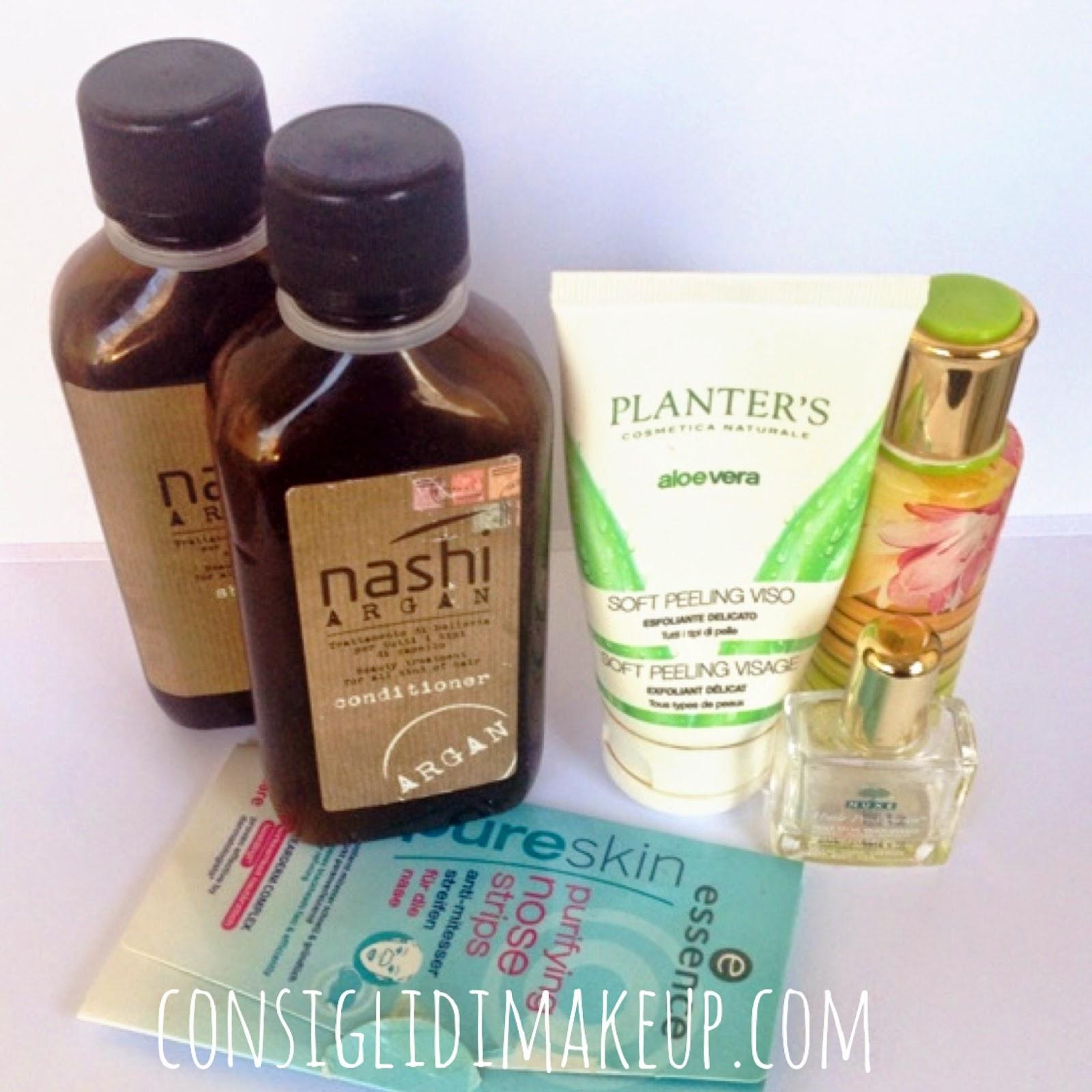 consigli di make up prodotti terminati