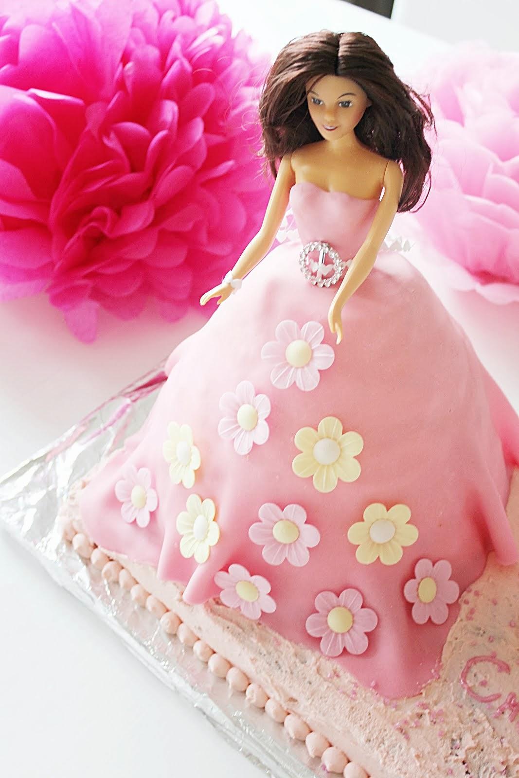 Prinsessekake rosa