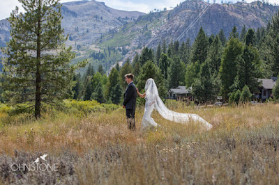 Squaw Valley Wedding First Look l Johnstone Studios l Take the Cake Event Planning