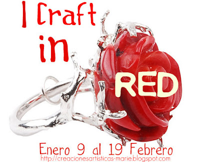 I craft in red
