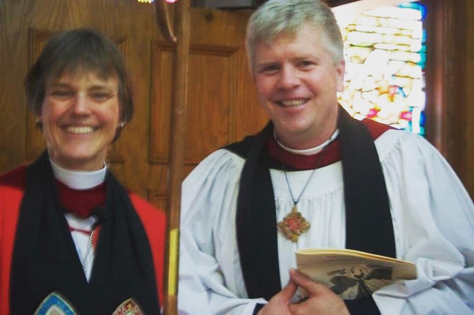 Bishop Mariann