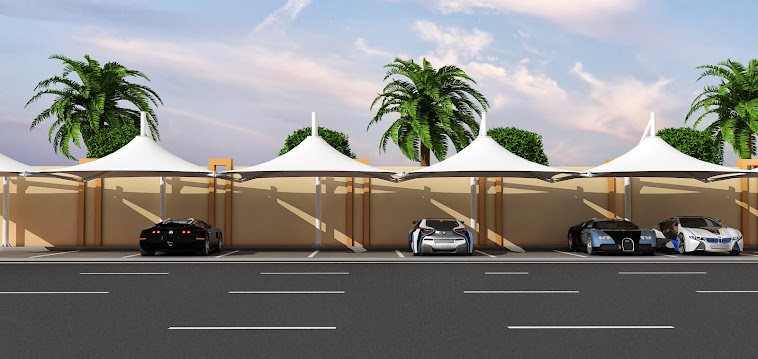 Park Shade Structures Qatar