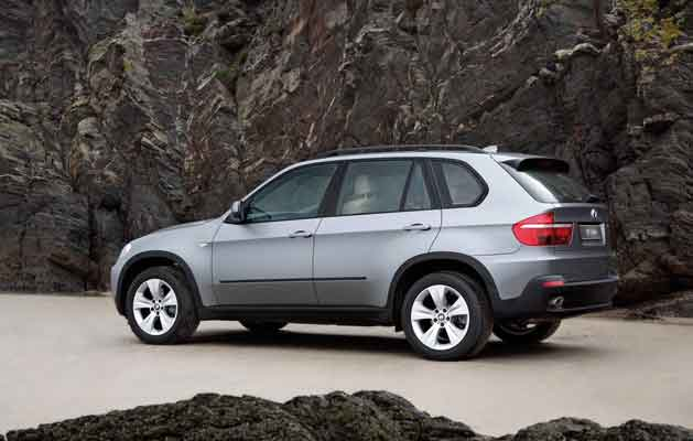 BMW X5 3.0sd cars Preview