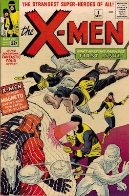 X-Men #1, Magneto