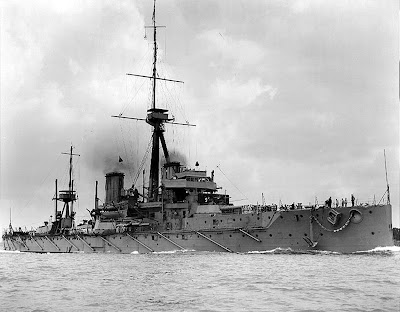 HMS Dreadnought (Battleship, 1906-1922)