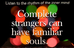 Listen to the rhythm of the inner mind