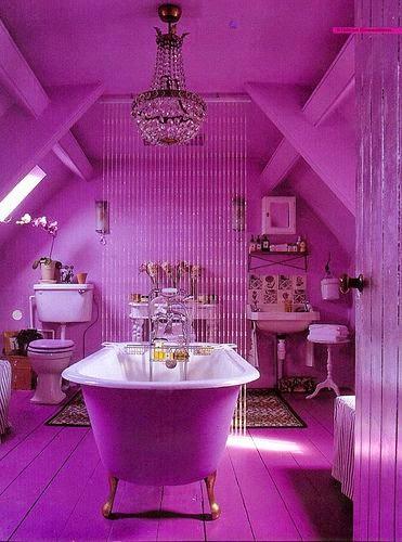 Fashion couleur tendance 2014 bettinael passion couture for Salle de bain mode