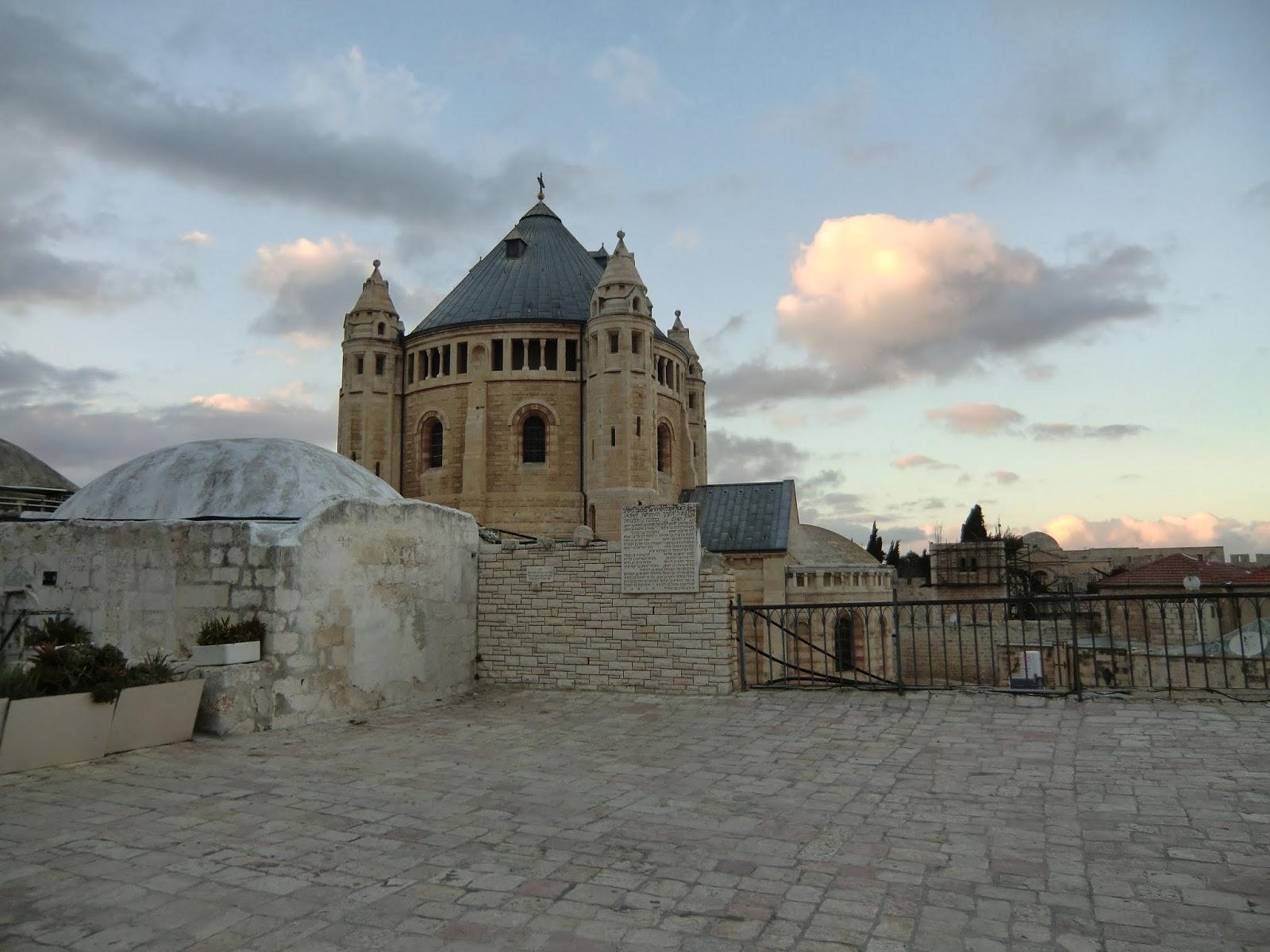 Иерусалим_Зимой