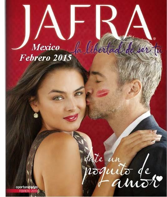 Jafra Oportunidades Febrero 2015
