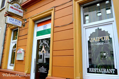 Jaipur Indian Restaurant Karlsruhe Germany
