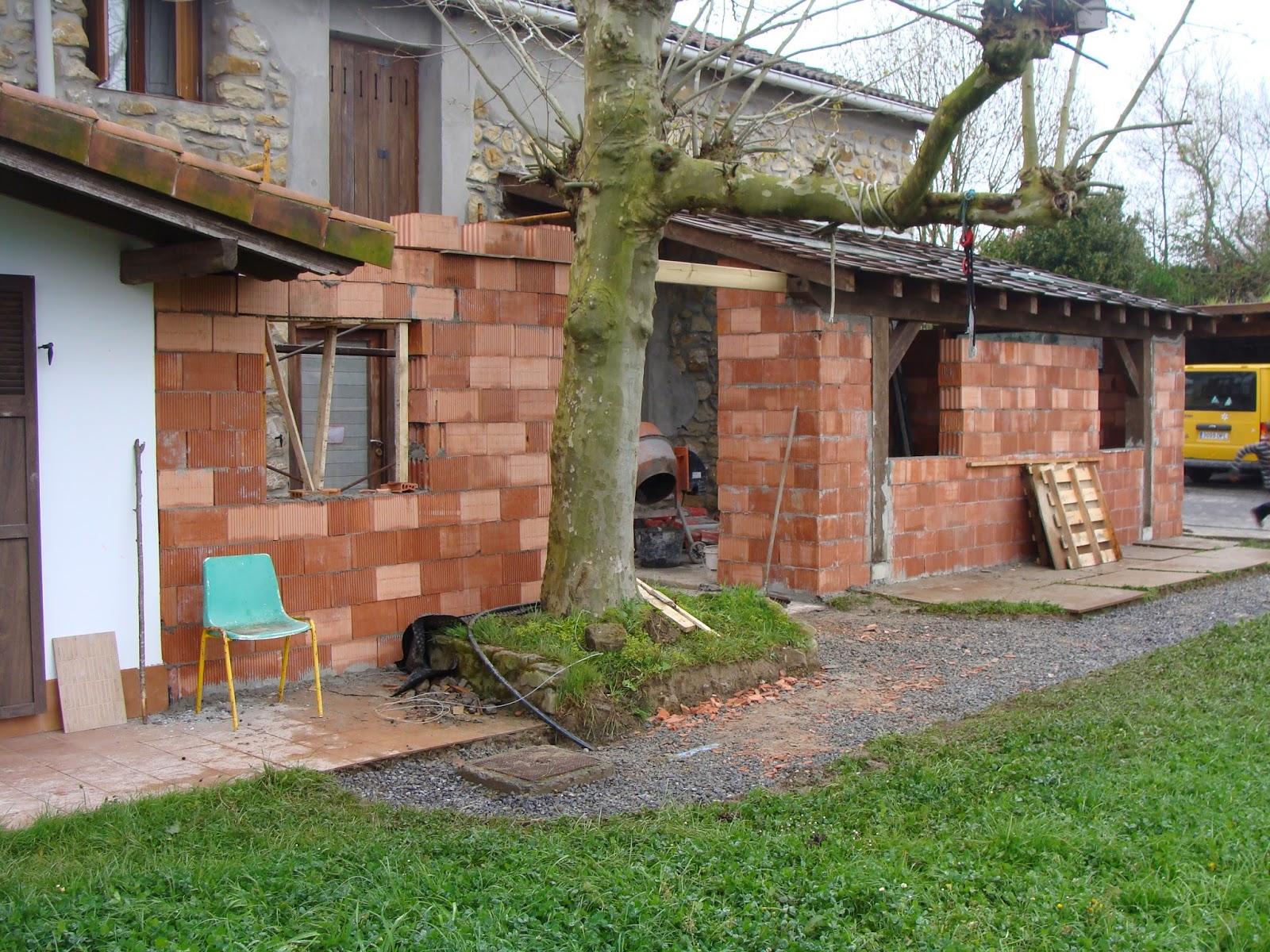 Andocarpinteando ampliaci n de vivienda estructura de - Precio estructura casa ...