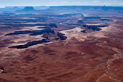 Canyonlands National Park: Green River Overlook