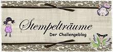 Stempelträume Challengeblog.