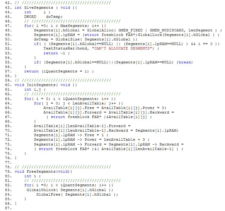 C++ syntax