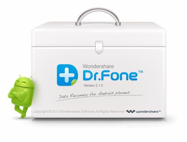 ��������� ���������� � ��������� Wondershare Dr Fone