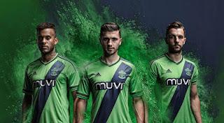 gambar pemain dan enkosa sport toko online baju bola terpercaya Jersey Southamton away terbaru musim 2015/2016