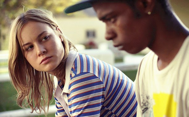 Brie Larson as a care worker in Short Term 12