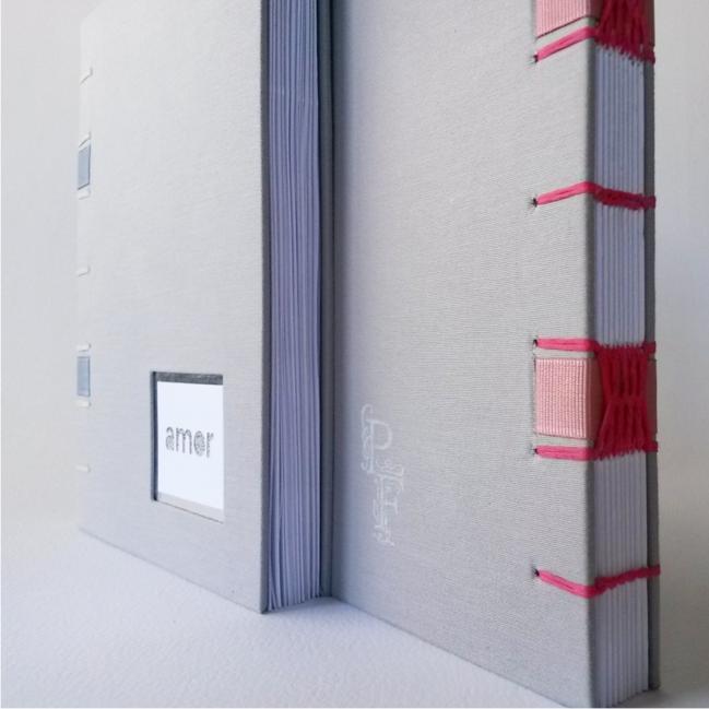 Cuaderno Línea PALABRAS - Proyecto Filigrana