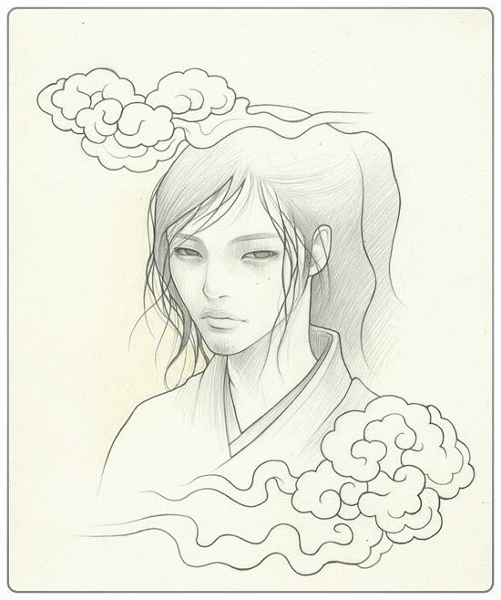 Ternura y Seducción | © Audrey Kawasaki