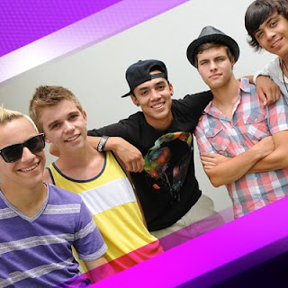Playback of X Factor USA Season 2: Austin Corini, Josh Metzler, Johnny Maxwell, Owen Stuart, Brandon Hassan