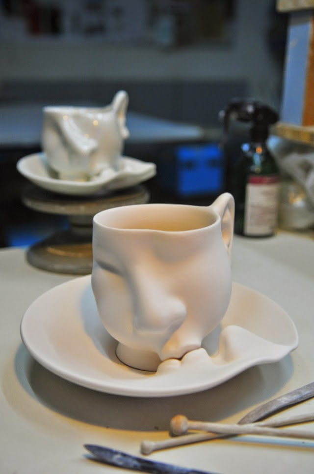 Johnson Tsang ceramics