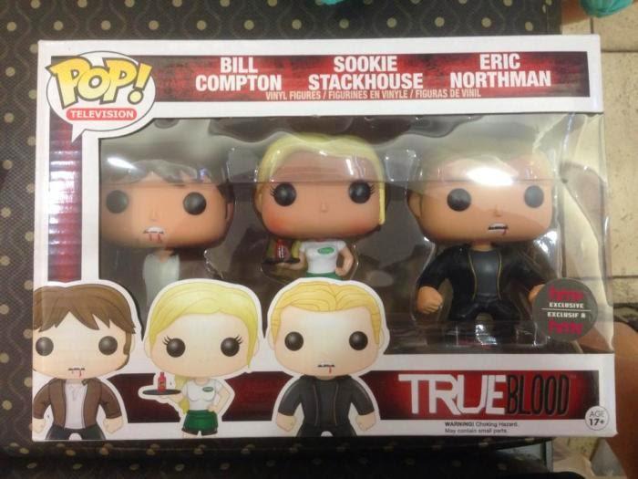 Funko Pop! True Blood Pack HMV