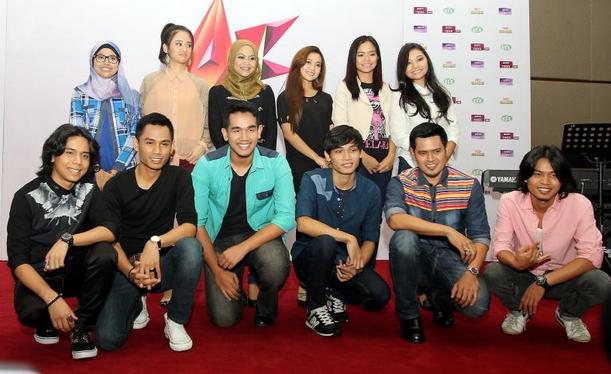 Astro Buat Kejutan Untuk Pengacara Bersama Zizan Di AF2014