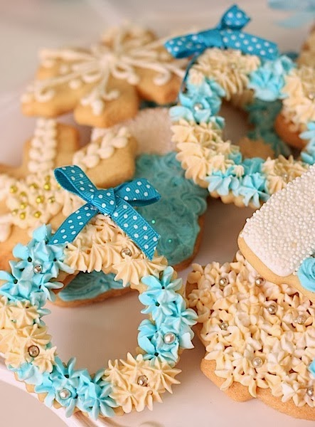 Receta de Galletas decoradas con la punta 131