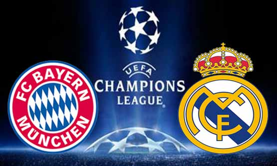 Prediksi Munchen vs Real Madrid