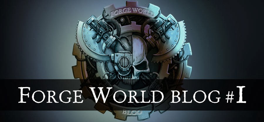 Blog de Forge World