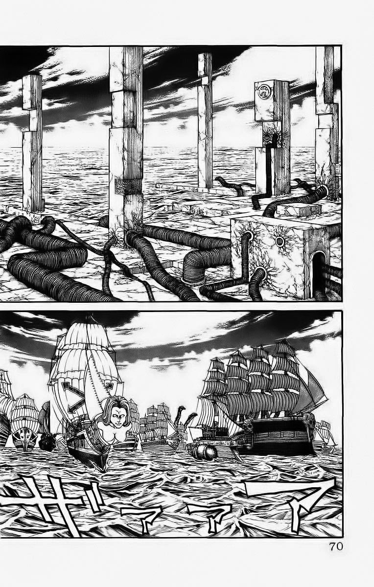 Vua Trên Biển – Coco Full Ahead chap 235 Trang 3 - Mangak.info