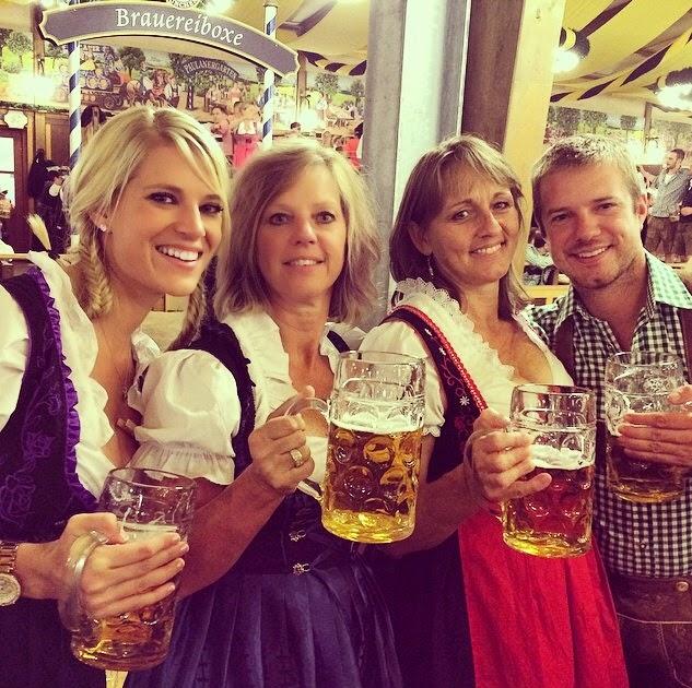 Oktoberfest Munich 2014