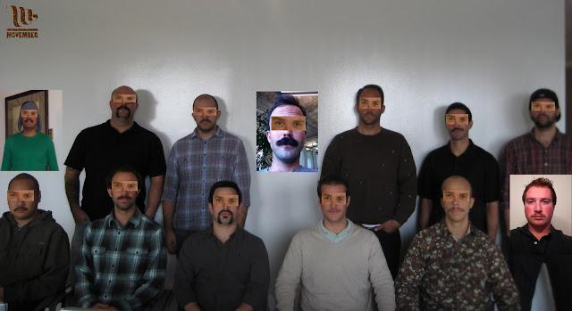 Wildeyes On Movember Guys