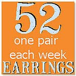 52 earrings a year