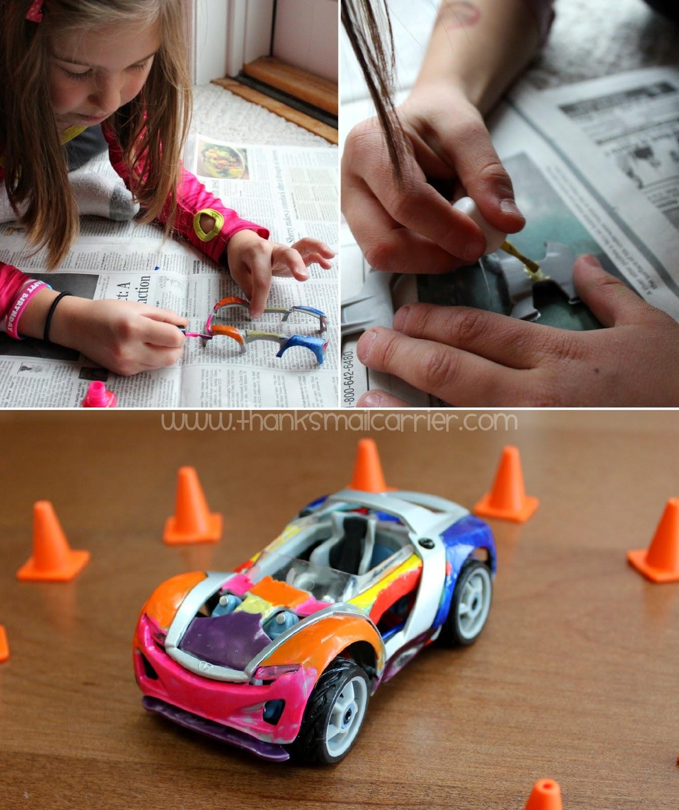 Modarri DIY car