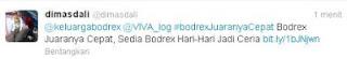 Bodrex Juaranya Cepat, Sedia Bodrex hari-hari jadi ceria