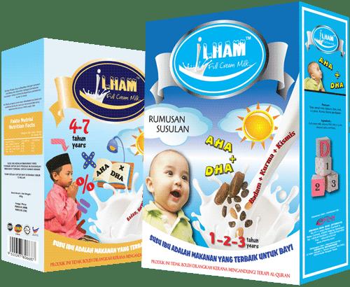 Susu Ilham