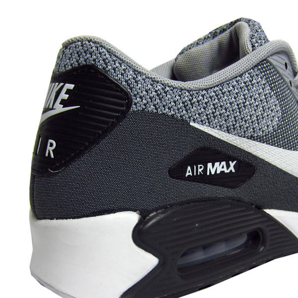 Nike Air Max 90 Jacquard. Wolf Grey, White, Pure Platinum, Anthracite. 631750-003