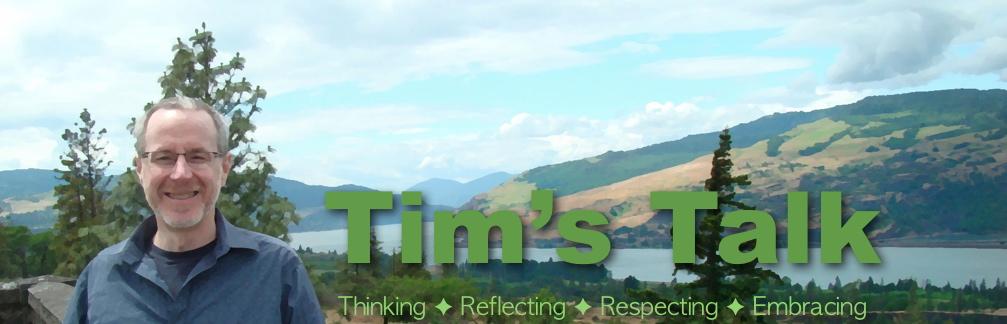 Tim's Talk
