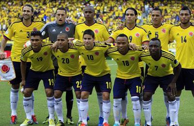 Colombia vs Serbia