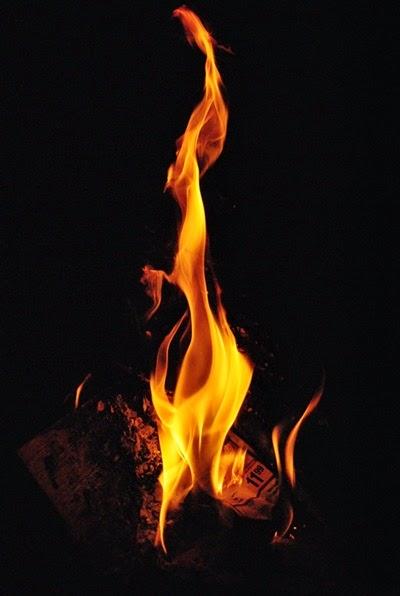 Asal Usul Kejadian Api Di Dunia