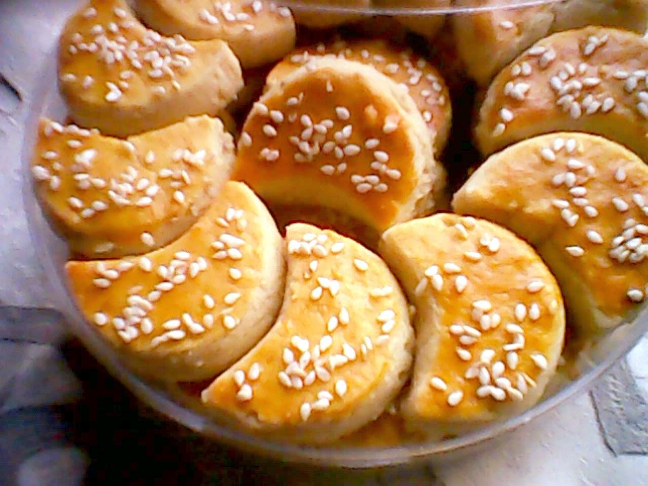 Resep Cara Membuat Kue Kering Kacang Almond Lebaran