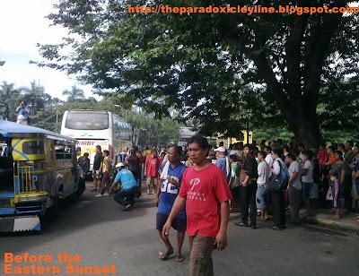 Lawton Park, Manila accident usiseros