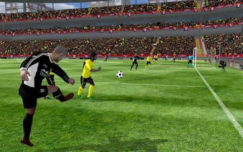 Image Result For First Touch Soccer Mod Apka
