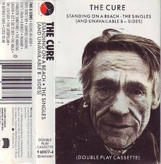 THE CURE Standing On A Beach - The B-Sides (1986)
