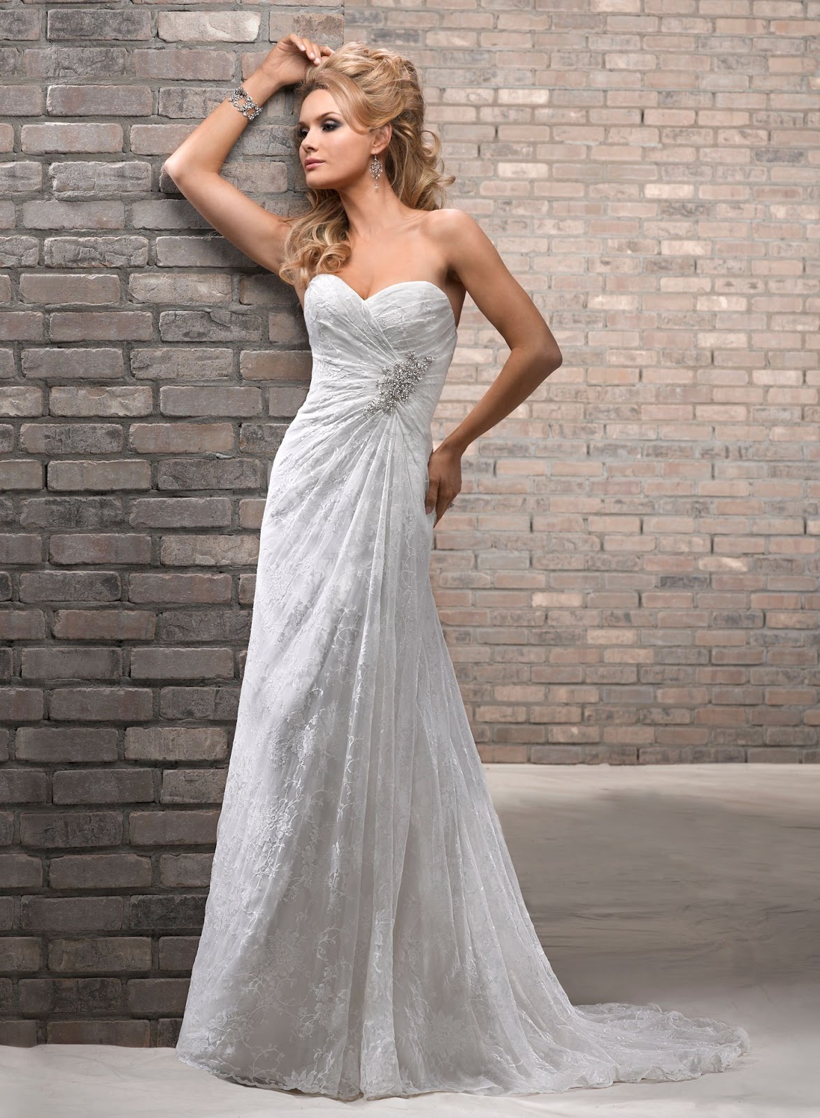 Maggie Sottero Spring 2013 Divina Bridal Wedding Dresses