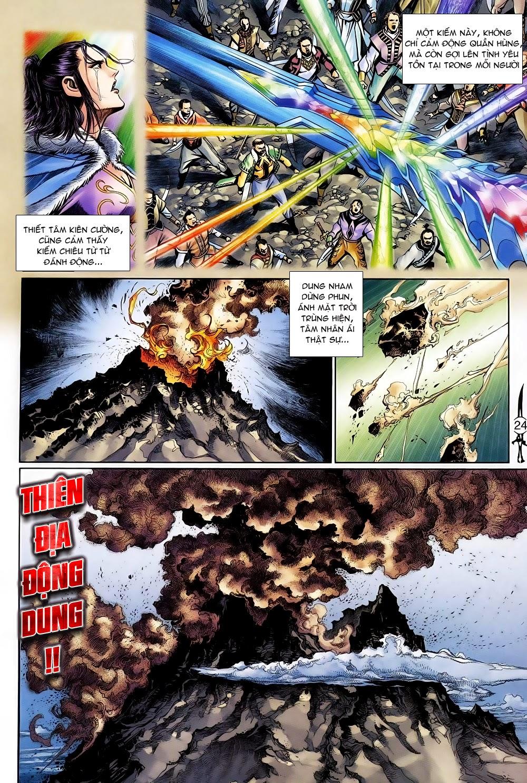 Thần Binh Huyền Kỳ II Chap 100 - Trang 22